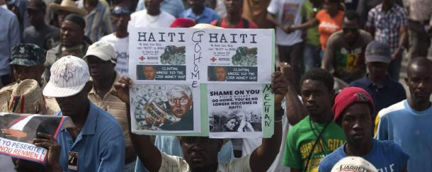 haiti-protest-go-home