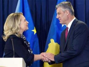 Clinton Foundation ties to Albanian human organ and drug trafficker exposed in State Dept. emails:  U.S. backed Albanian P.M. of Kosovo Hashim Thaci