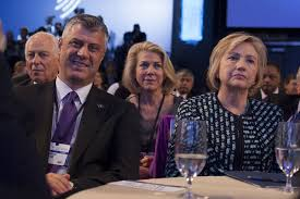 "NATO says honored guest of Clinton Global Initiative Conclave is Albanian 'Big Fish' in organized crime, human organ trafficking ""harvested"" from Serbian captives"