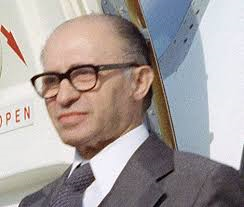 """Is this not a hostile act of the highest possible extent?"" Menachem Begin's response to German Chancellor's Shmidt's demand for the creation of a ""Palestinian"" state (Video)"