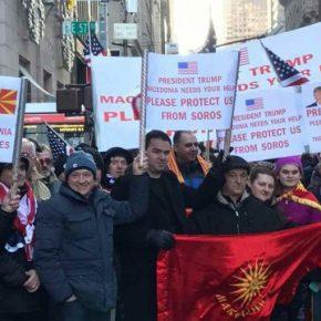 'Stop Operation Soros' – Macedonia fights back against GeorgeSoros