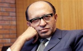 """I am not a Jew with trembling knees"" Menachem Begin's reply to Joseph Biden's threats in US Senate (1982)"