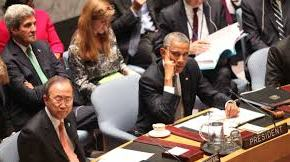 The UN and Obama's Act of Aggression | MariaPolizoidou