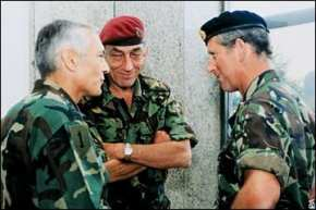 British Special Units fought alongside Albanian terrorists (KLA) in Kosovo, opened fire on refugees  | French Colonel  Jacques Ogar (Hogard)