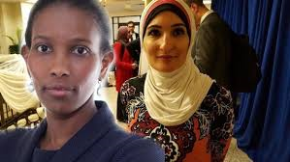 "Ayaan Hirsi Ali exposes Muslim extremist Linda Sarsour as ""fake feminist"" (Video)"
