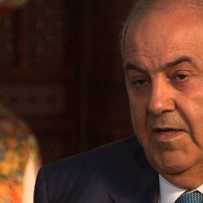 Former Iraqi PM Ayad Allawi slams Obama's catastrophic pro – Iran policies, Urges U.S. – Russian Cooperation in Mideast (VIDEO)