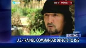 Another US-Trained ISIS leader | 'ISIS Minister of War' Colonel Gulmurod Khalimov