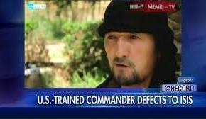 Another US-Trained ISIS leader | 'ISIS Minister of War' Colonel GulmurodKhalimov