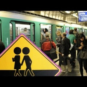 100 % of French women 'victims of sexual harassment on public transport' –  'conditioned to accept low-levelabuse'