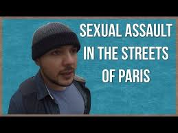 American woman in Paris describes frequent sexual harassment, assault |  Tim Pool(Video)