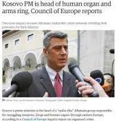 Thaci - headline