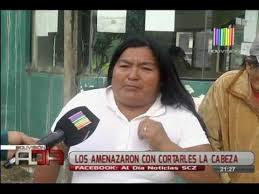 Denuncian amenazas de extranjeros| Bolivians threatened with Machete, decapitation by Muslims claiming to own their land(Video)