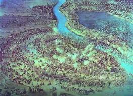 Senj Battle - defeat of Turks on the Tisa River