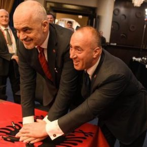 Albania announces plans to annex the Serbian Province of Kosovo by 2025
