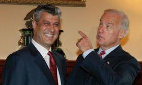 Biden showers praise on Albanian Mafia Warlord, KLA Commander