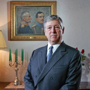 A Prince's Golden Opportunity: Serbian royal hires US lobbyists to claim familyriches