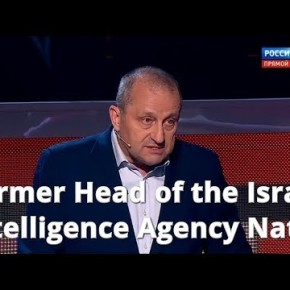Ex-Israeli Intelligence Chief – Yakov Kedmi – Exposes Croatian & German Genocide Against Serbs, Roma, and Jews, and Influx of Islamic Terrorists into Bosnia  [VIDEO – Russian with English subtitles]