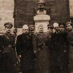 The 21st Albanian Nazi SS Division Skanderbeg's role in the Holocaust