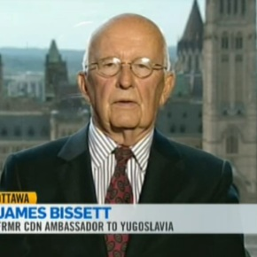 THE CRUCIFIXION OF KOSOVO | James Bissett former Canadian Ambassador to Yugoslavia