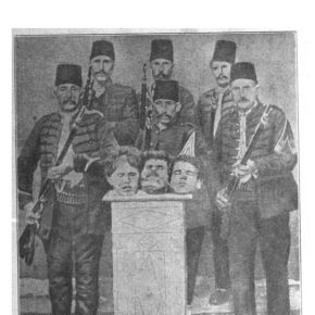 'Photograph Turkish Atrocity' | Illustrated War Chronicles, Novi Sad – 1912