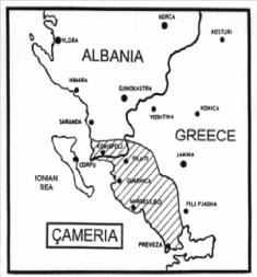 Albania festim-lato-chameria2
