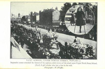 Britain WWI- German Blitz-London-Poplar-child-victims-964579