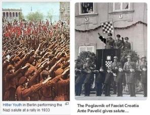 Croatia nazi-salute-hitler-croatian-pavelic-seig-heil