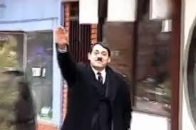 Kosovo Hitler Impersonator - Emin Gjinovci - 1