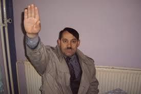 Kosovo Hitler Impersonator - Emin Gjinovci - 2