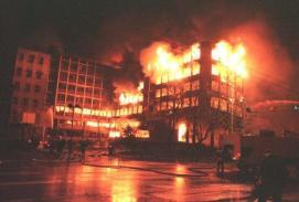 NATO bombing-Yugoslavia