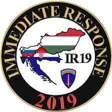 NATO immediate response exercise croatia