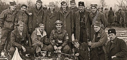 Serbia Rescue of American Airmen Operation Halyard 1