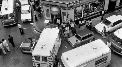 France Jo Rosenberg - 1982 Terrorist Attack