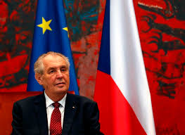 Czech President seeks to revoke Kosovo recognition