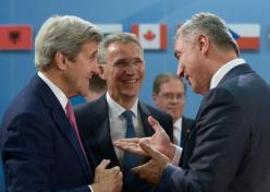 Djukonovic Kerry NATO