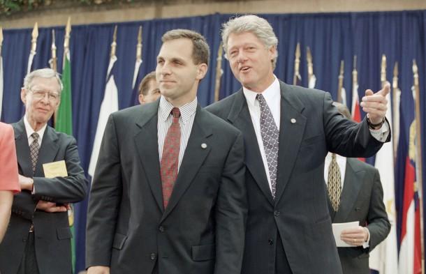 Bill Clinton, Louis Freeh