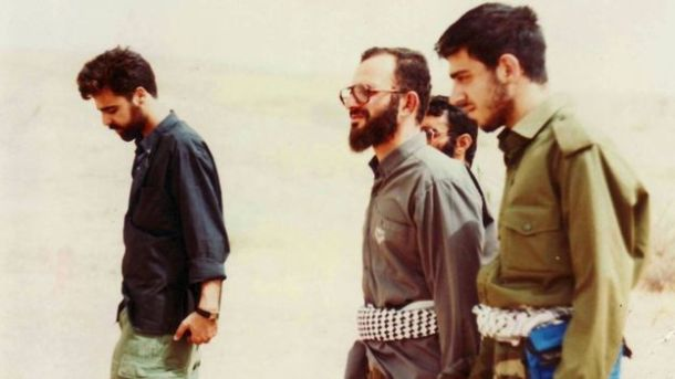 Bosnia Amir Farshad ابراهیی along with Saeed Qasemi, was a member of the Iranian expedition to Bosnia