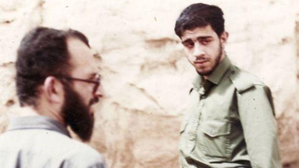 Bosnia Mir Farshad Ebrahimi and Saeed Qasemi