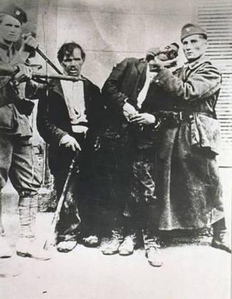 Jasenovac - escape