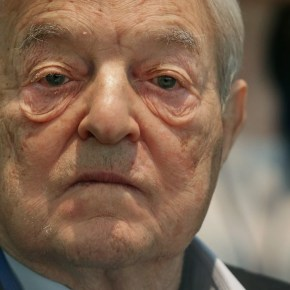 Iran admits regime working with Soros Open Society Foundations