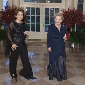 Did ALICE ALBRIGHT as COO of the US Import-Export Bank help MOMMY MADELEINE receive MULTI-BILLION dollar PAYOUTS to clients: Siemens AG, First Solar and Dow Chemical Co?