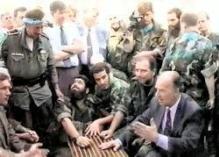 Bosnia Izetbegovic Al Qaeda