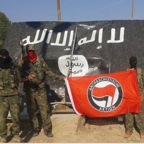 FBI report: American anarchists met with ISIS and Al-Qaeda in Germany to receive help with bomb making and toxic chemicals and gases | Report delivered to AndreMcCabe