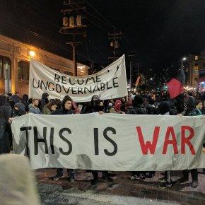 Antifa is the world's most 'fascist Orwellian organisation'   Skye NewsAustralia