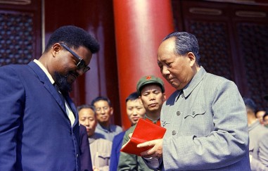 Robert F Williams and Mao