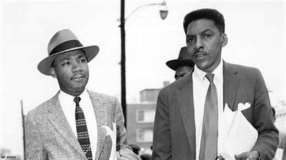 MLK Rustin