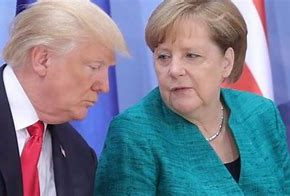 "Germany says Trump ""Pouring oil on the fire"" of potential Constitutional Crisis — Ignore Biden COUP, Massive Election Fraud"