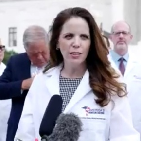 """Dr. Simone Gold, who advocated hydroxychloroquine as a remedy for coronavirus, arrested in connection to Capitol""""riot"""""""