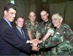 Kosovo collaborators with the SNAKE
