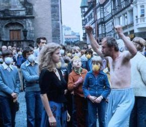 "1979 German film predicts Pandemic, Masks, and Police-State Lockdown  in ""The Hamburg Syndrome"" VIDEO"